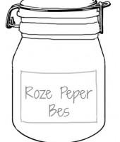 Roze Peper Bes